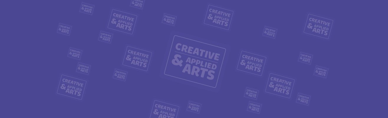 Creative and Applied Arts Background Image